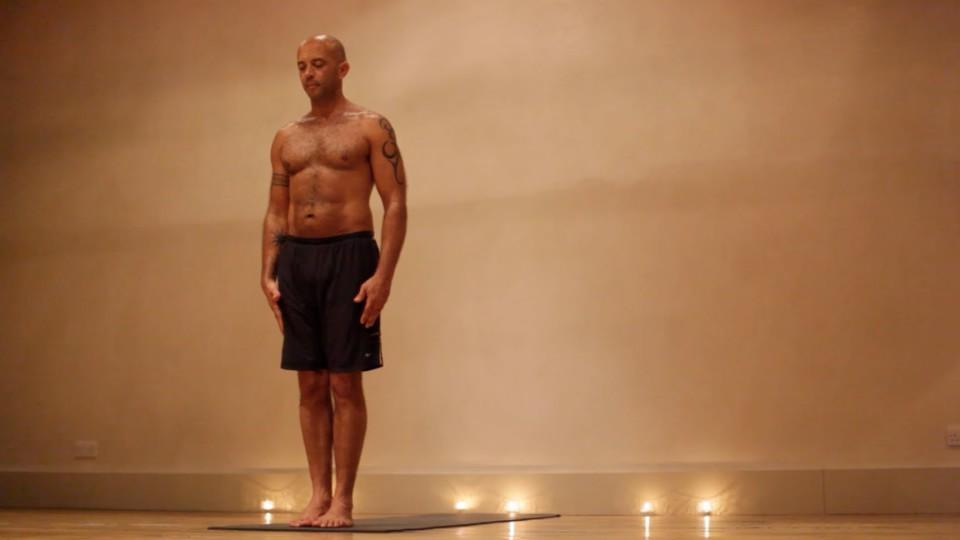 Ashtanga yoga by Luiz Veiga
