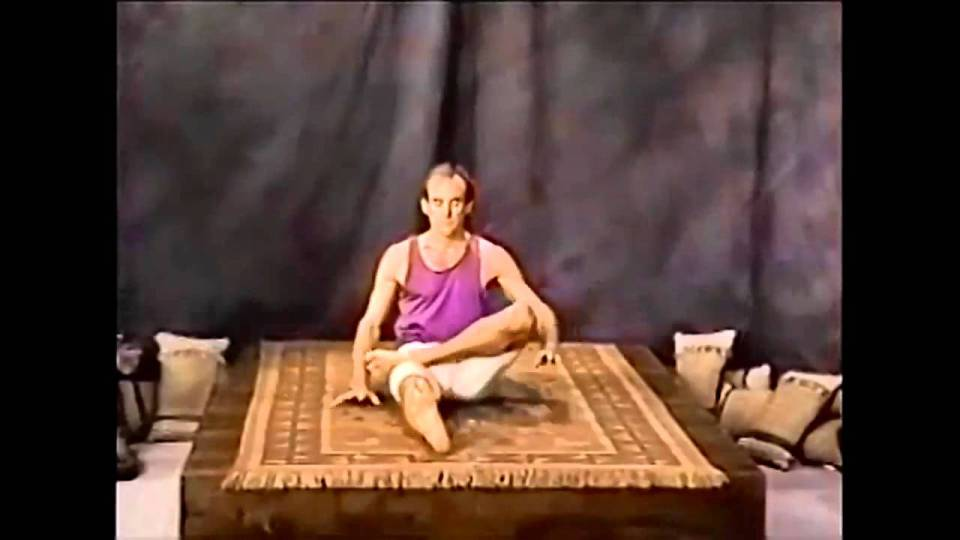 Ashtanga Yoga Primary Series Sri K Pattabhi Jois 1993