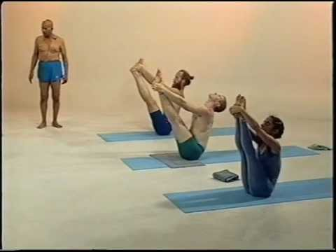 Primary Series Ashtanga with Sri K. Pattabhi Jois (1 серия)