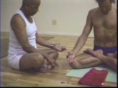 Sri K. Pattabhi Jois and Richard Freeman